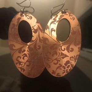 Jewelry - Bronze earrings
